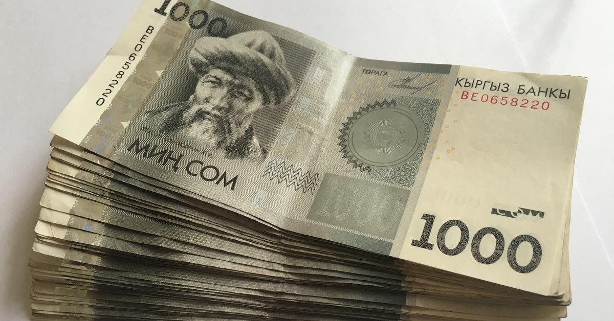 В 2021 году Нацбанк выплатил правительству более 6 миллиардов сомов